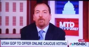 MTP Daily Utah Online Voting